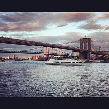 #nyc #brooklynbridge by Lauren Smith