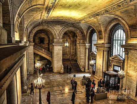 Chuck Kuhn - NYC Library V