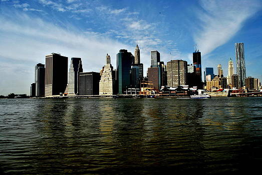Nyc by Luis Baez