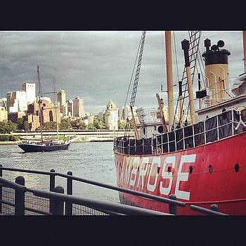 #nyc #southstreetseaport by Lauren Smith