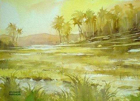 O Morning Sun by Sandeep Khedkar