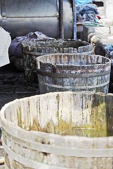 Kantilal Patel - Oak Laundry Vats Dhobhi Ghat