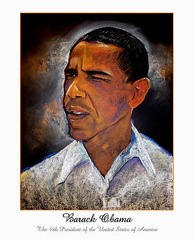 Obama. The 44th President. by Fred Makubuya