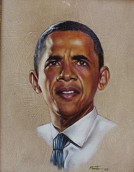 Obama U S  President by Mahto Hogue