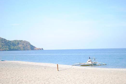 Occ. Mindoro Beach by Giovanne Palaganas