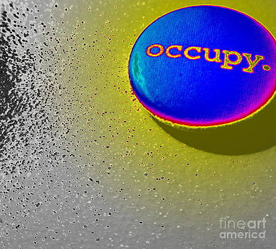 Occupy Abstract by Maria Scarfone