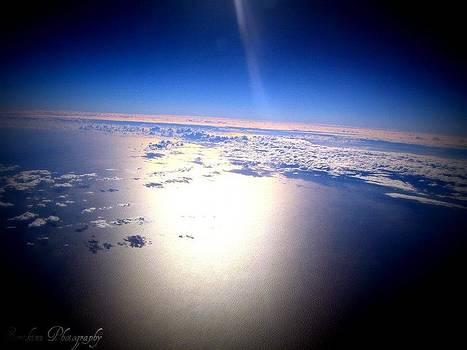 Rachael Shaw - Ocean Clouds