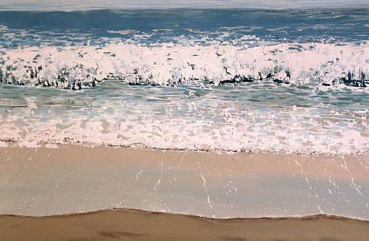Ocean Early Tide by Valentine Estabrook