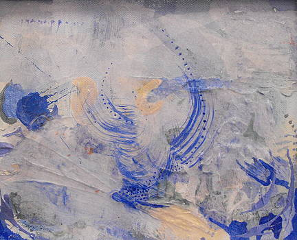 Ocean Explosion II by Lorraine Riess