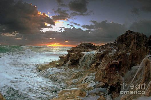Ocean Falls by Danielle Baron