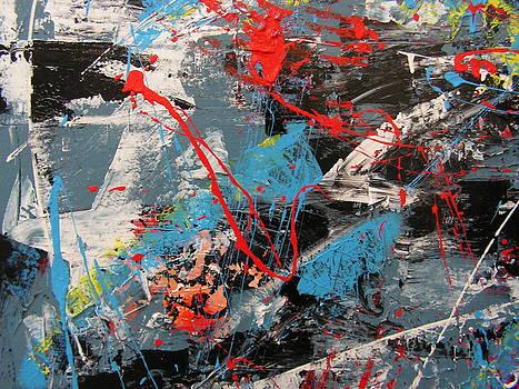 Ocean III by Abel M Orrego
