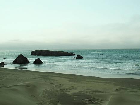 Lucie Buchert - Ocean Seascape