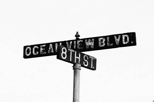 Ocean View Blvd by Dustin Gaffke