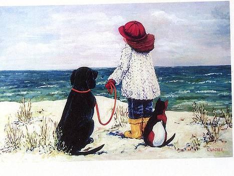 Ocean Watch by Carol Ann Wagner