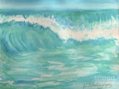 Ocean Wave by Jamey Balester