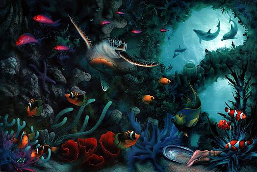 Ocean Wonderworld 2 by En