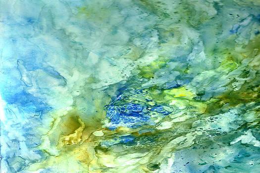 Ocean's Bottom II by Rosie Brown