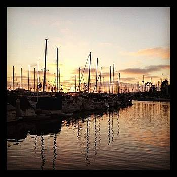 Oceanside Harbor #oceansideharbor by Lauren Laddusaw