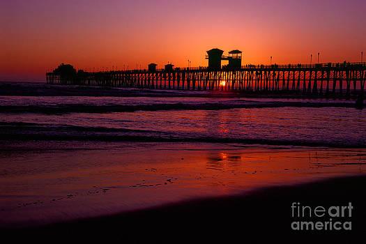 Daniel  Knighton - Oceanside PIer Sunset