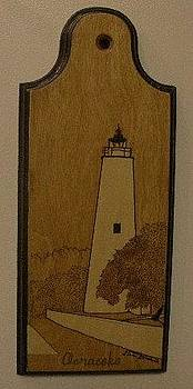 Ocracoke Lighthouse by Stan Shirk