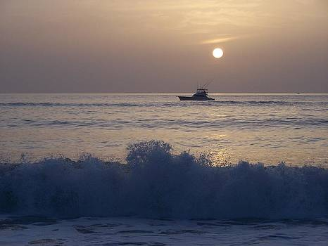 Ocracoke Morning by Jeff Moose
