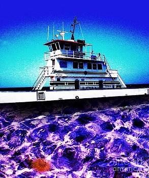 Ocracoke Ocean Blend by A Skulskie