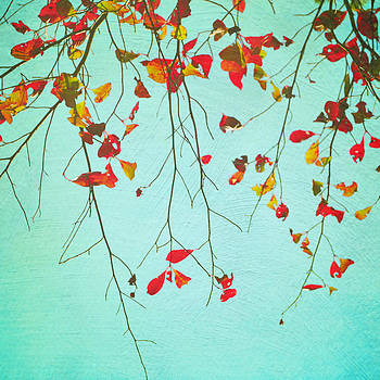 October Greetings by Sharon Kalstek-Coty