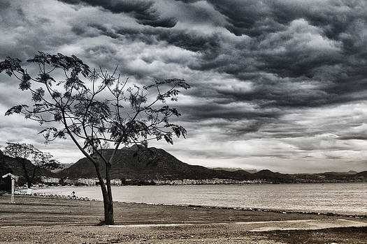 October Mediterranian  by Michael Levchenko