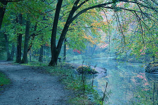 October Mist by Mandi Howard
