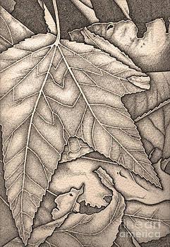 October Sepia by Nora Blansett