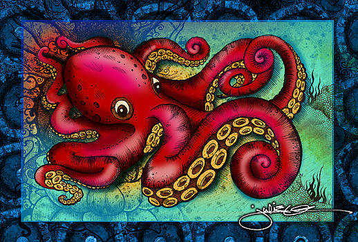 Octopus by Julie Oakes