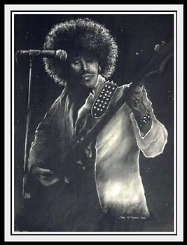 Ode to a Black Man - P. Lynott by Chris Mc Crossan