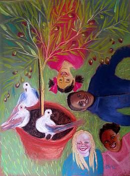 Ode to Joy by Elena Malec
