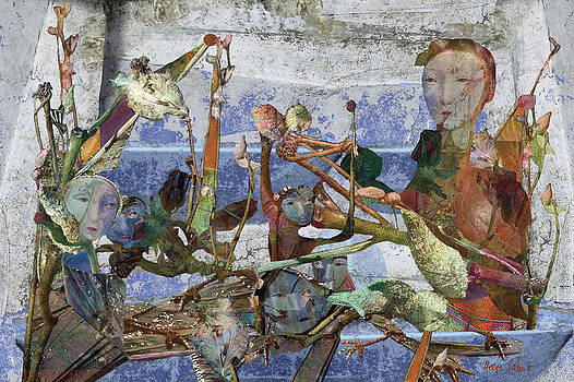 Odyssey by Helga Schmitt