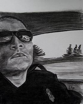 Joan Pye - Officer Henry On Patrol