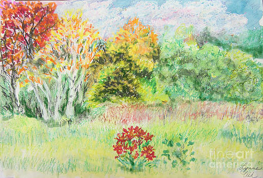 Oil Pastel4 by Lyn Vic
