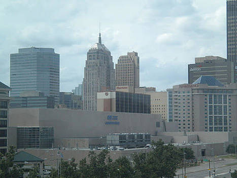 Oklahoma City by Jan Gilmore