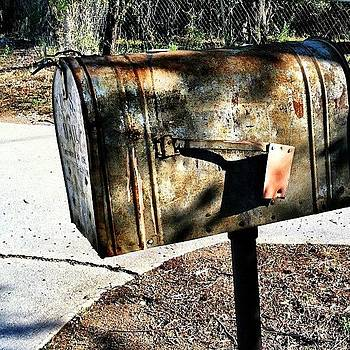 #old Ass Mailbox by Will Lopez