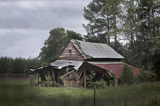 Terry Shoemaker - Old Barn