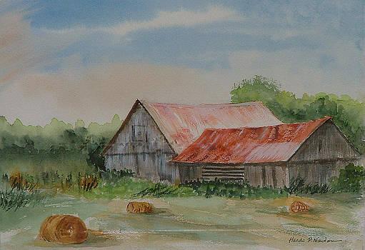 Old Barns by Heidi Patricio-Nadon