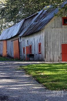Sophie Vigneault - Old Barns