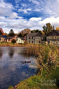 Kathleen K Parker - Old Bedford Village in Pennsylvania