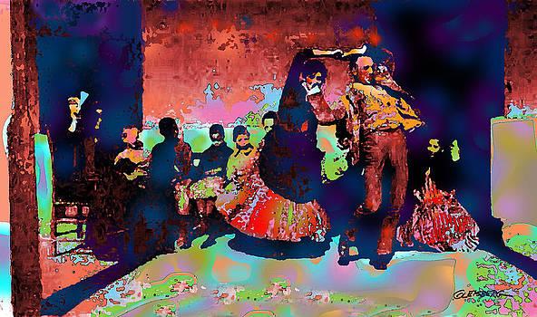 Old California Fandango by Dean Gleisberg