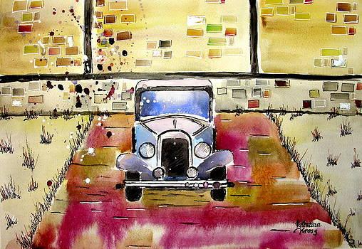 Old Car by Valentina Kross