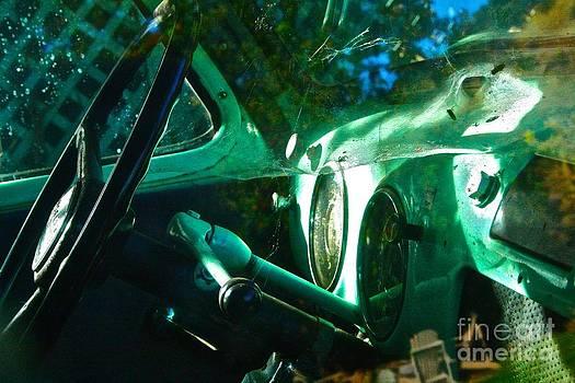 Old Chevy by Matthew Keoki Miller