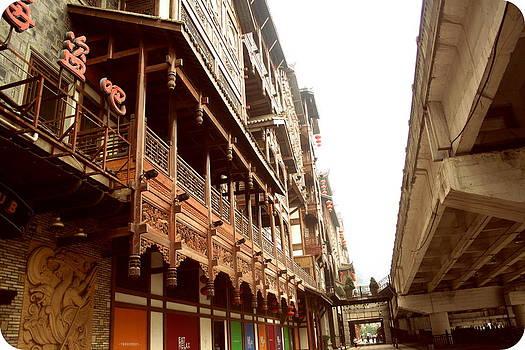 Gai Sin Liem - Old China City