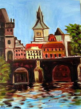 Old City by Lia  Marsman