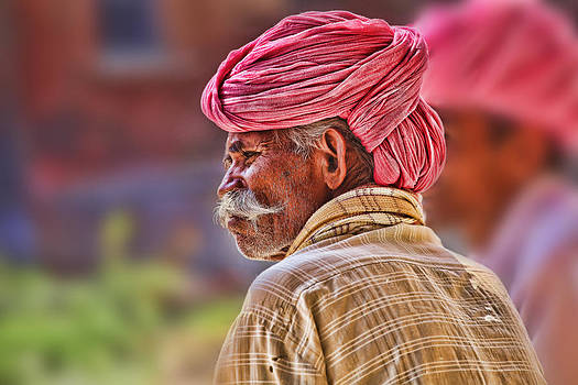 Old Colours  by Ratan Sonal