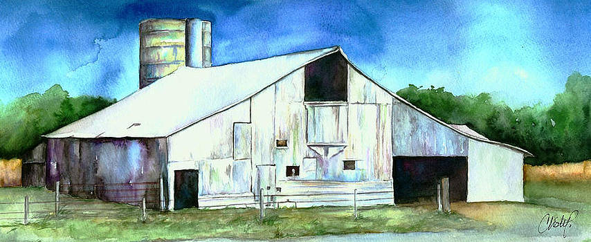Christy  Freeman - Old Country Barn