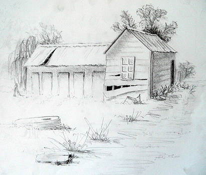 Old Dairy by Carol McLagan